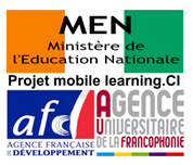 Côte d'Ivoire, modules du projet M-Learning