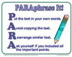 Paraphrazit. Un outil en ligne pour réécrire un texte ou le reformuler facilement